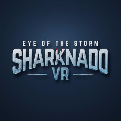 A Sharknado VR Video Game Is Swimming Out Later This Year