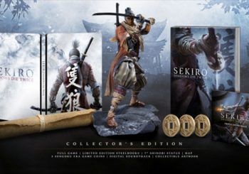 Sekiro: Shadows Die Twice launches March 22, 2019; Collector's Edition announced