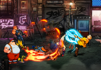 Streets of Rage 4 announced; platforms TBA