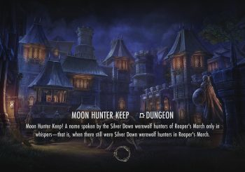 The Elder Scrolls Online Wolfhunter - Moon Hunter Keep Guide
