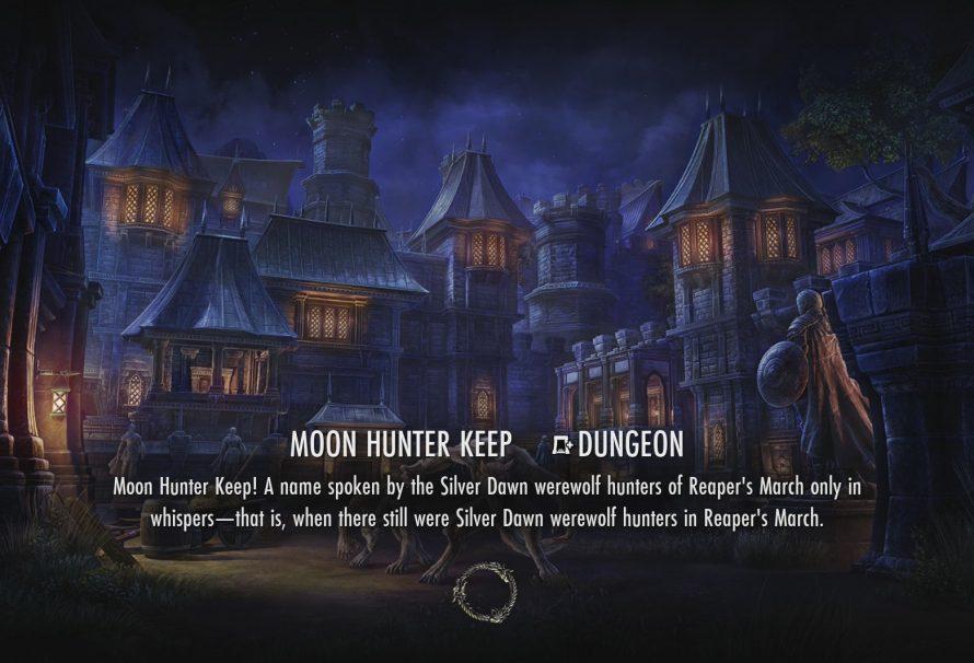 The Elder Scrolls Online Wolfhunter – Moon Hunter Keep Guide