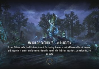 The Elder Scrolls Online Wolfhunter - March of Sacrifices Guide