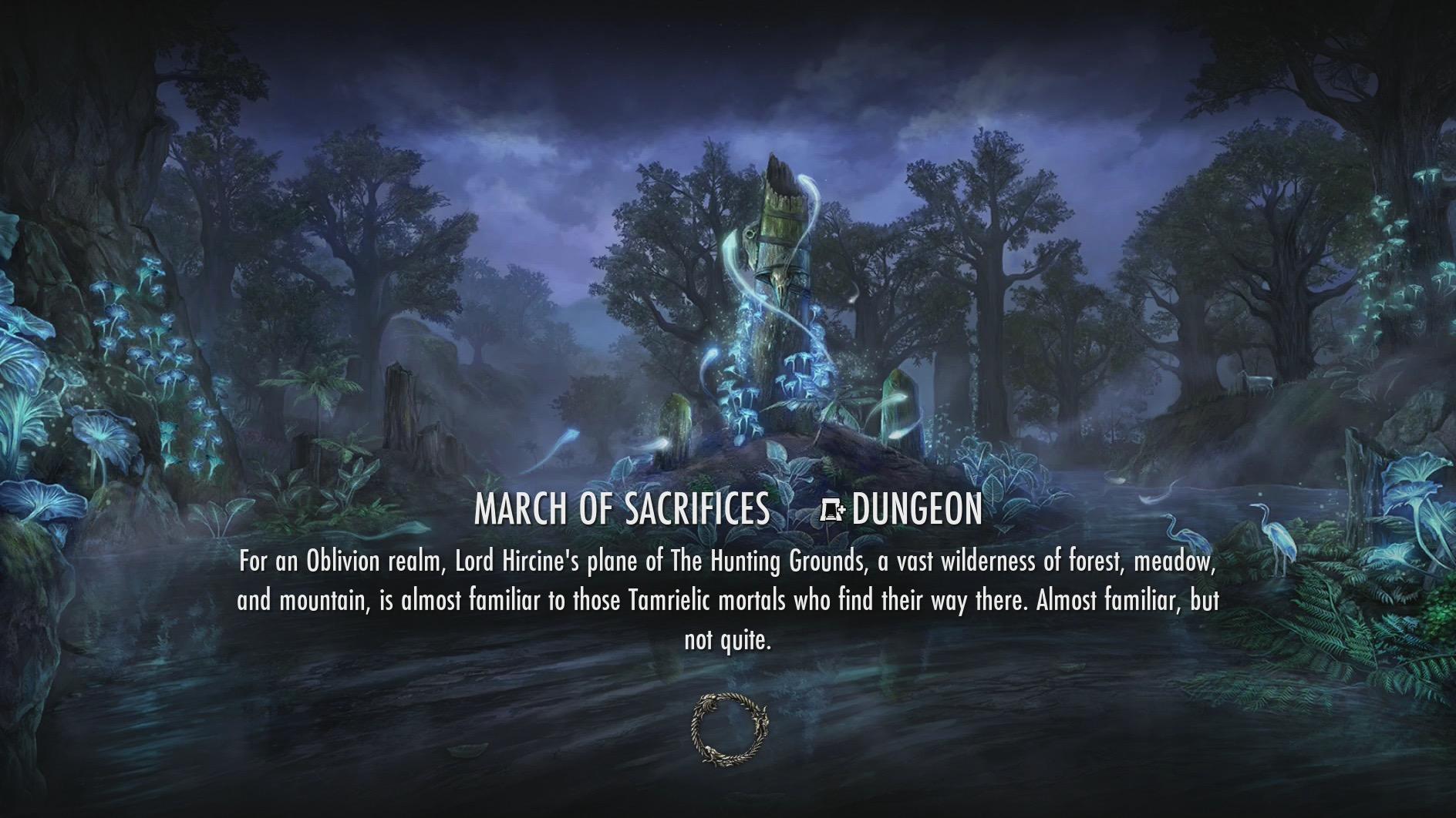 The Elder Scrolls Online Wolfhunter - March of Sacrifices