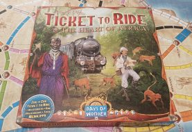 Ticket To Ride Heart Of Africa Review - New Continent, New Mechanics