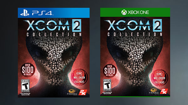 XCOM 2 Collection announced for PlayStation 4 and Xbox One