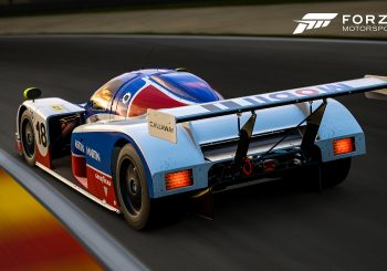 August Update Patch Notes Arrive For Forza Motorsport 7