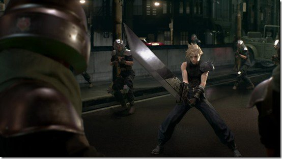 "New Job Listing Says Final Fantasy 7 Remake Is An ""Action"" Game"