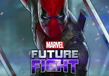 Deadpool Is Slashing His Way Into Marvel Future Fight