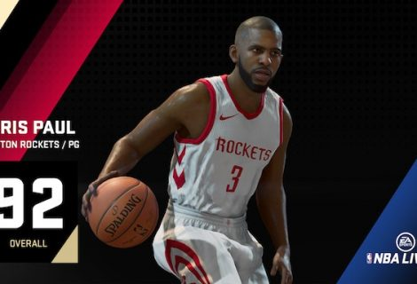 Some Player Ratings Have Been Revealed For NBA Live 19