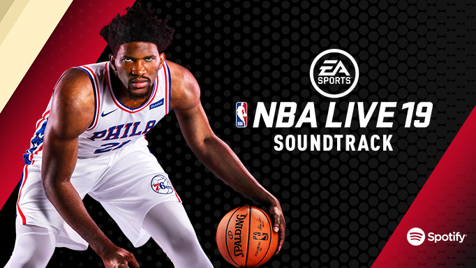 EA Sports Reveals The Official NBA Live 19 Soundtrack