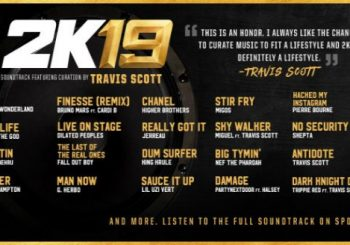 2K Games Releases Full Soundtrack List For NBA 2K19