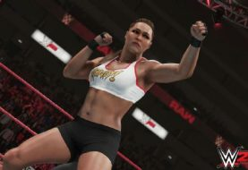 ESPN Reveals First Ronda Rousey Screenshot In WWE 2K19