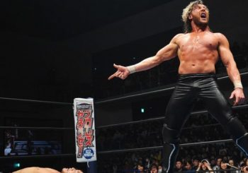 NJPW's Kenny Omega Will Now Be An Ambassador For Team Razer