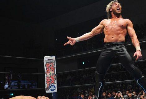NJPW's Kenny Omega Will Now Be An Ambassador For Team Razer