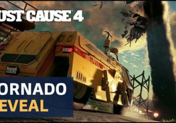 Rico Rodriguez Chases A Tornado In New Just Cause 4 Gameplay Video