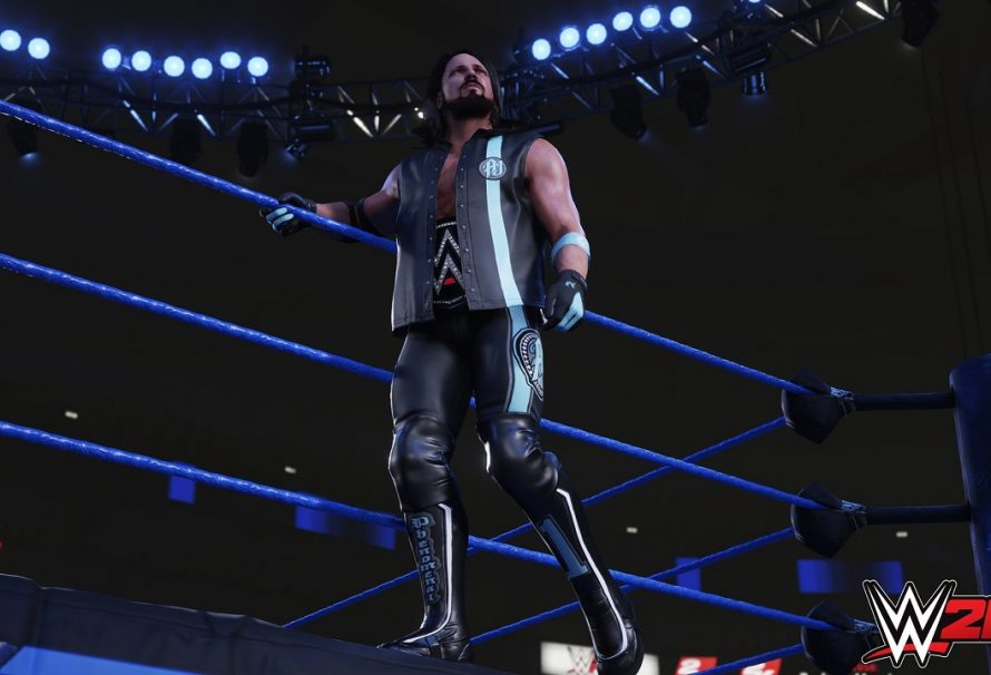 The ESRB Has Rated WWE 2K19 Giving Us More Details About The Game