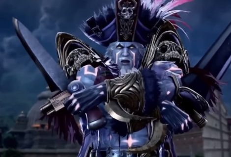 Cervantes The Ghost Pirate Is Now In Soulcalibur VI Roster