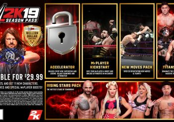 Prices And More Info Revealed For WWE 2K19 DLC Packs