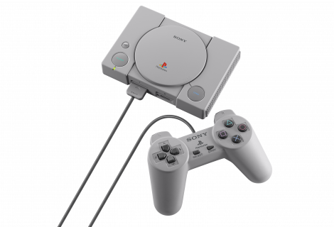 PlayStation Classic Mini Releasing This December With Awesome Games