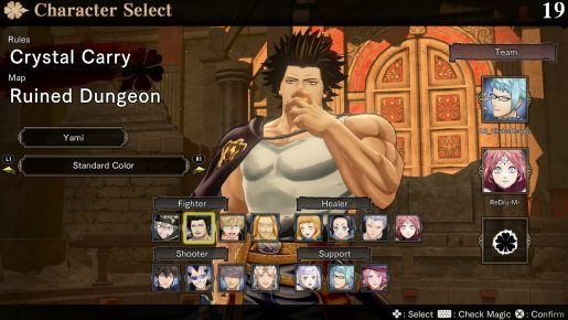 Black Clover: Quartet Knights 2