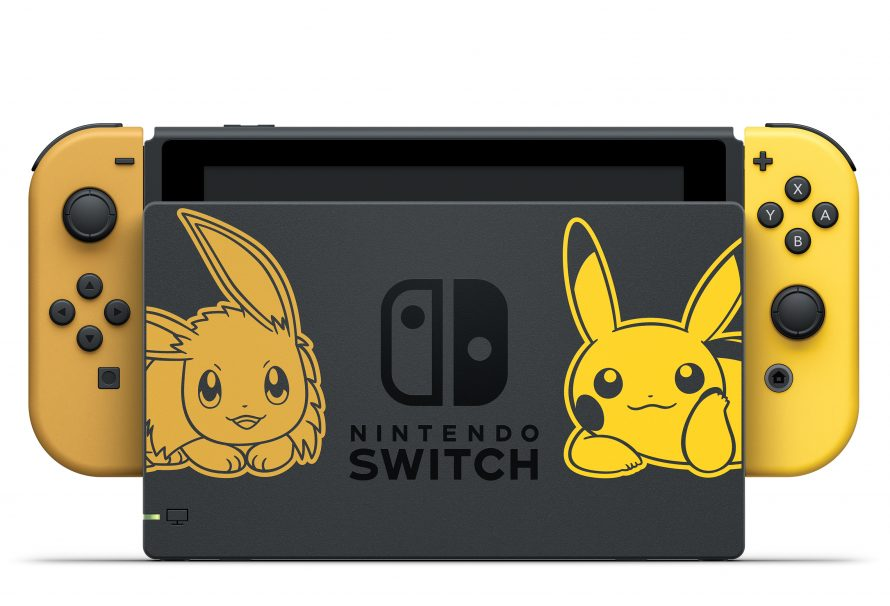 Pokemon: Let's Go! Switch Bundles announced; New features of the game revealed