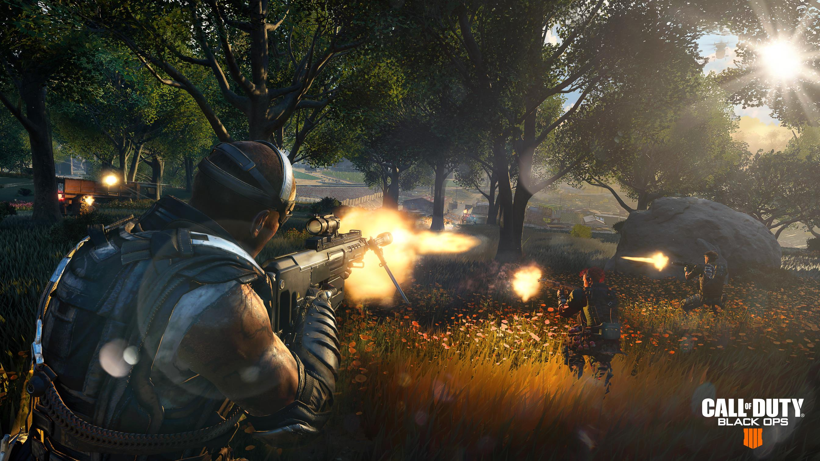 Call of Duty: Black Ops 4 launch gameplay trailer released - Just Push Start