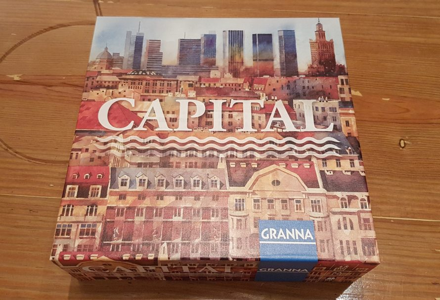 Capital (Warsaw: City of Ruins) Review – Unique Twist On Tile Placement
