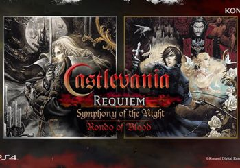 Castlevania Requiem: Symphony of the Night & Rondo of Blood announced for PlayStation 4