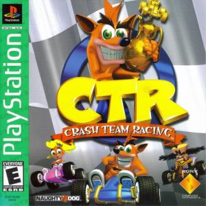 PlayStation Classic: Crash Team Racing