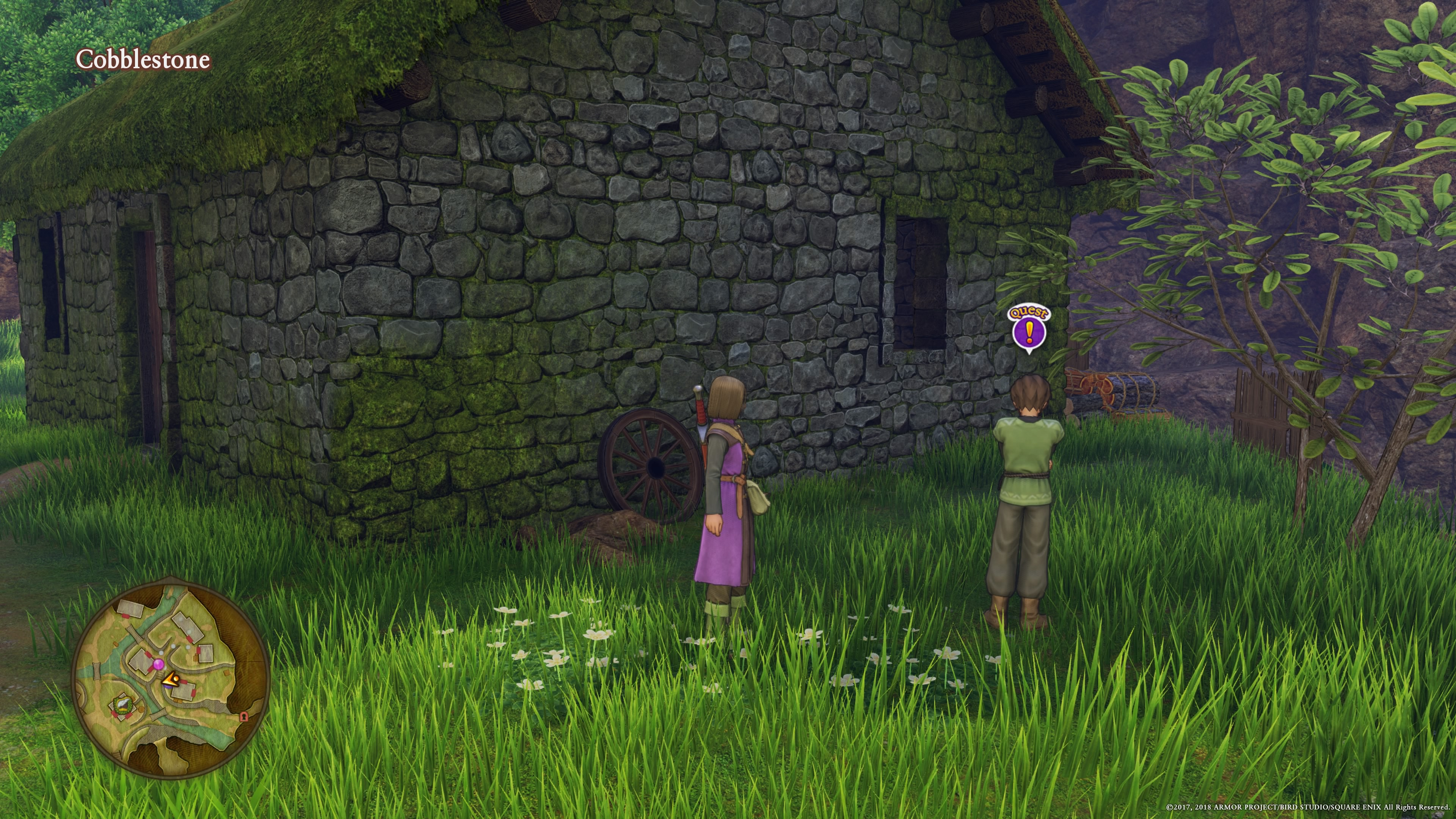 Dragon Quest XI Guide - Quests List (Before the Big Event
