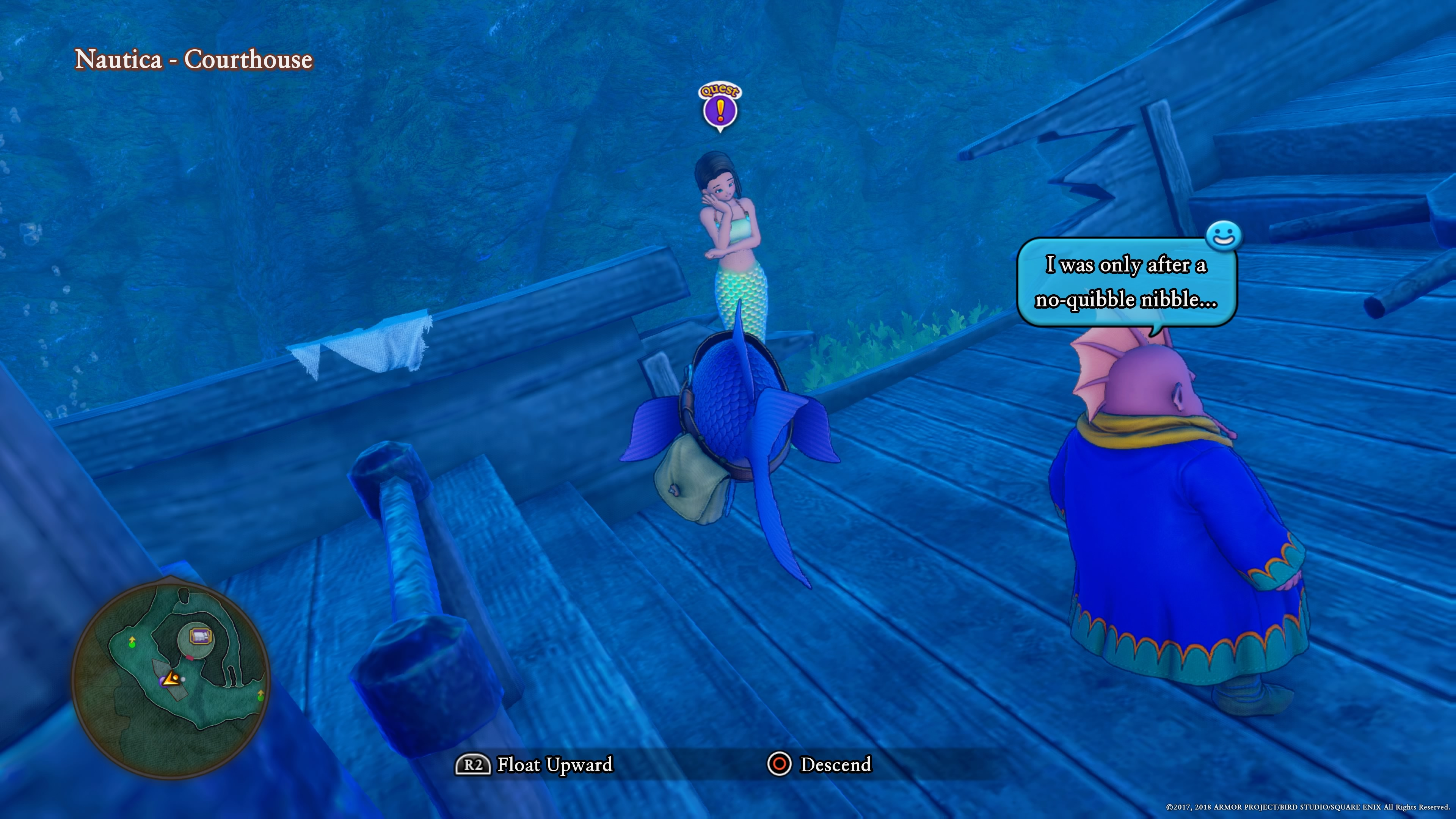 Dragon Quest XI Guide - Quests List (After the Big Event) - Just