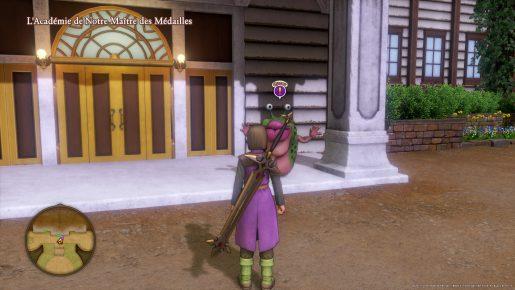 DQXI Quest 33 - Madame Labouches Life Lesson