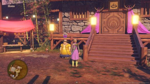 DQXI Quest 35 - Some Like It Hotto