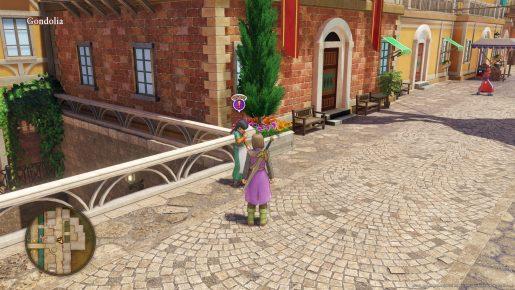 DQXI Quest 36 - A Rose Arose Where No Rose Grows