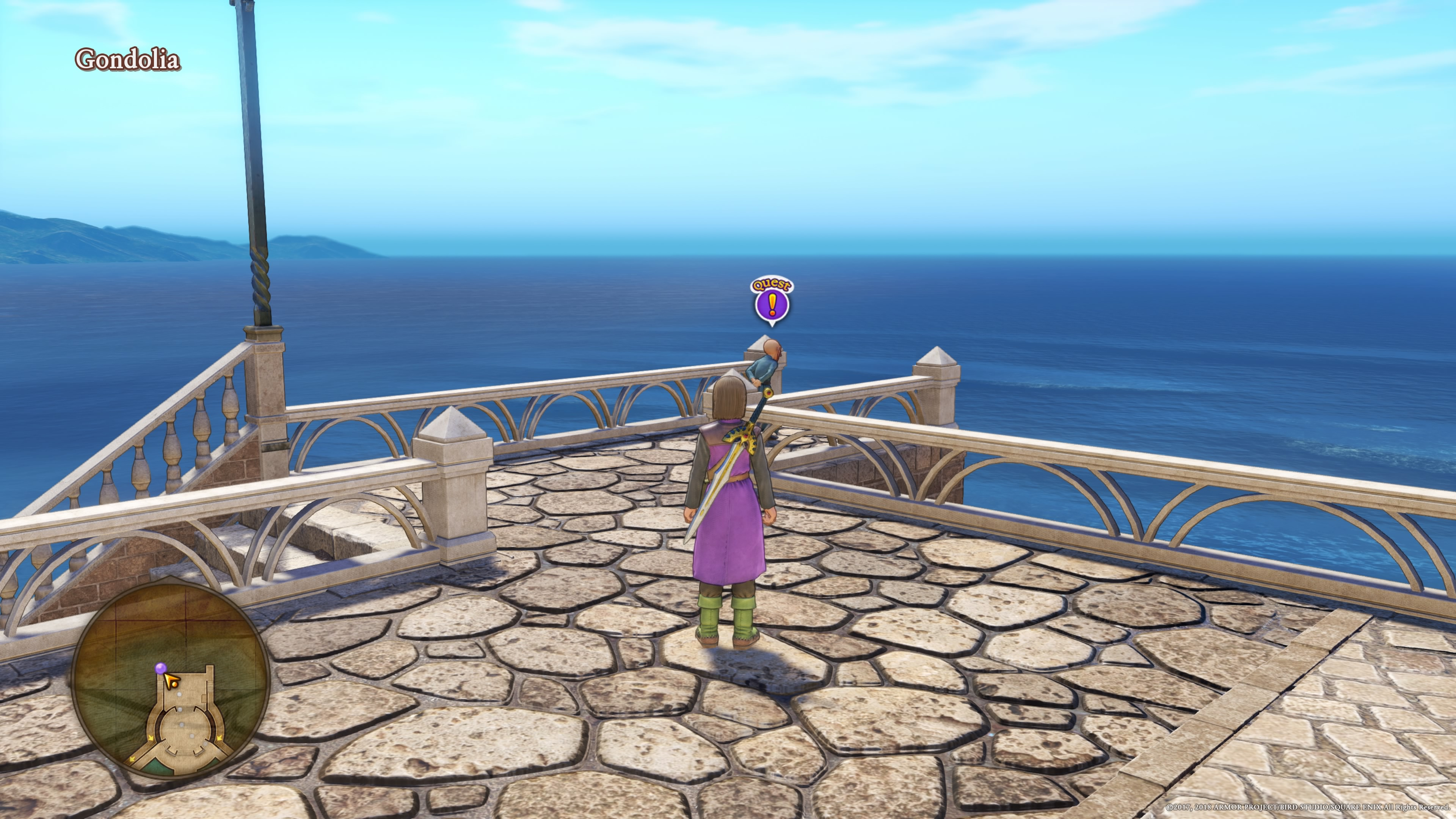 Dragon Quest XI Guide - Quests List (After the Big Event