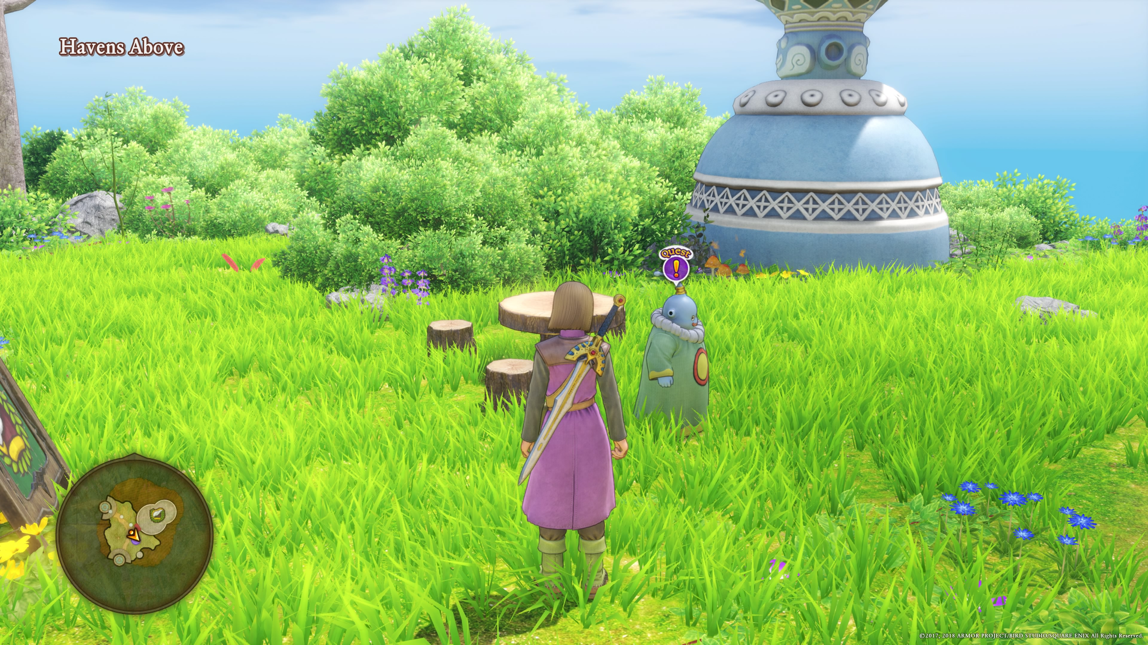 Dragon Quest XI Guide - Quests List (Post-Game) - Just Push Start