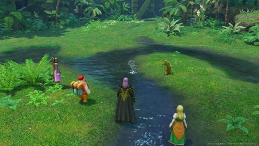 Dragon Quest XI Level Up Guide
