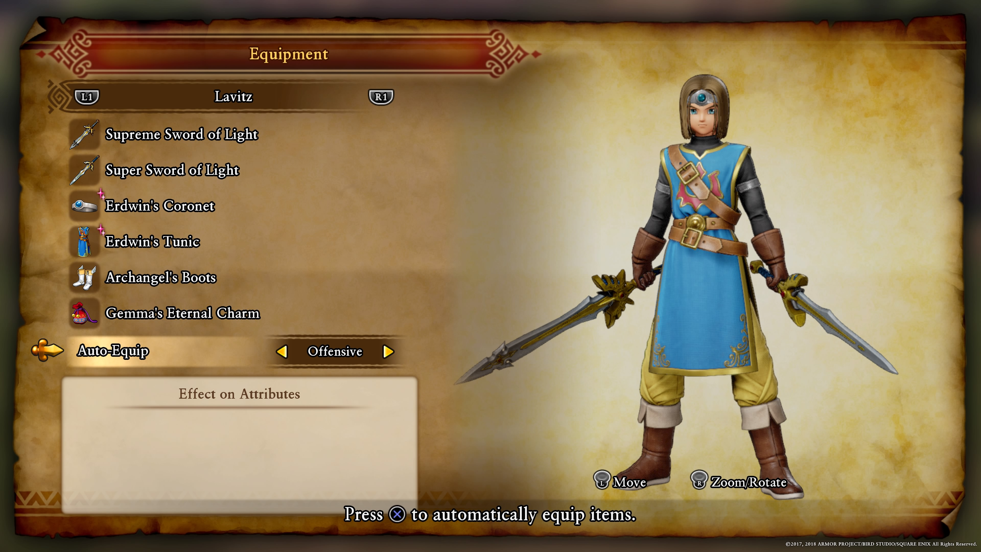 Dragon Quest Xi Guide Costumes Outfits Dedicated Follower Of Fashion Trophy Just Push Start Echoes of an elusive age™. dragon quest xi guide costumes
