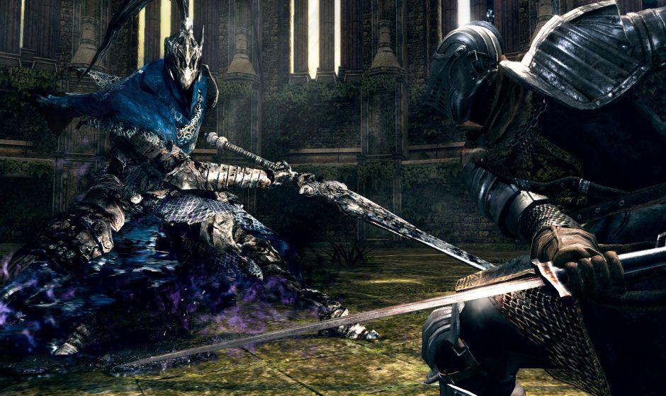 Dark Souls Remastered for Switch network test starts on September 21
