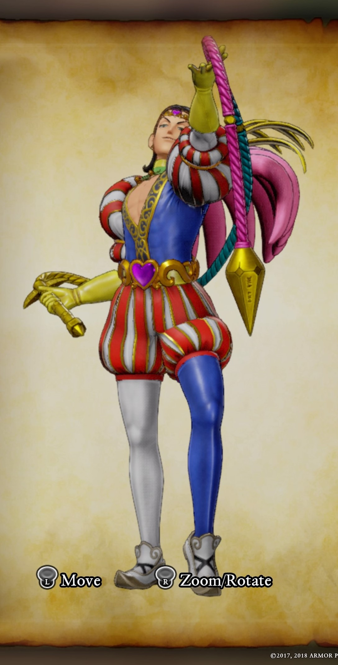 Dragon Quest Xi Costumes Glad Rags Set Guide