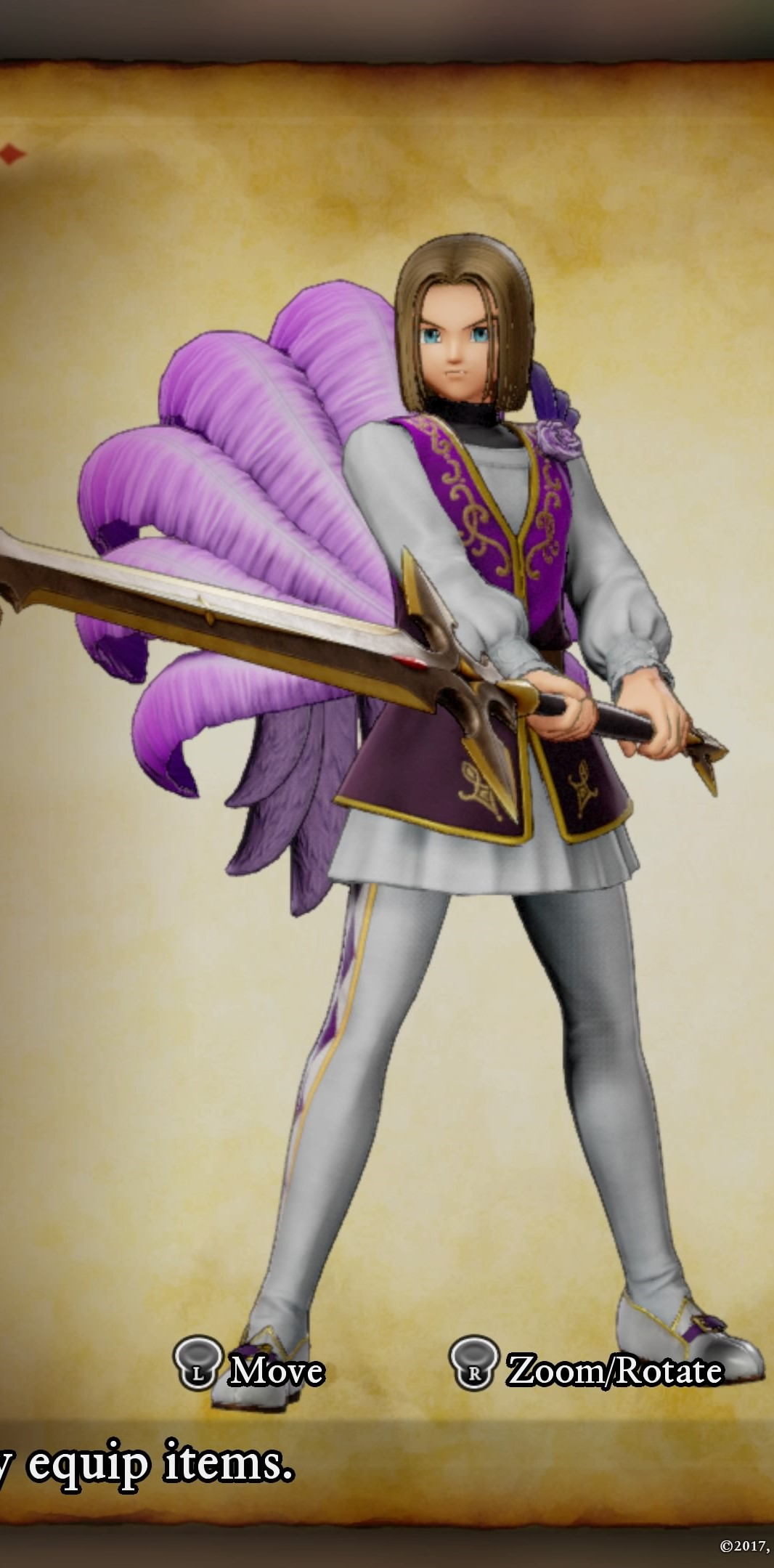 Dragon Quest XI Guide - Costumes / Outfits (Dedicated Follower of