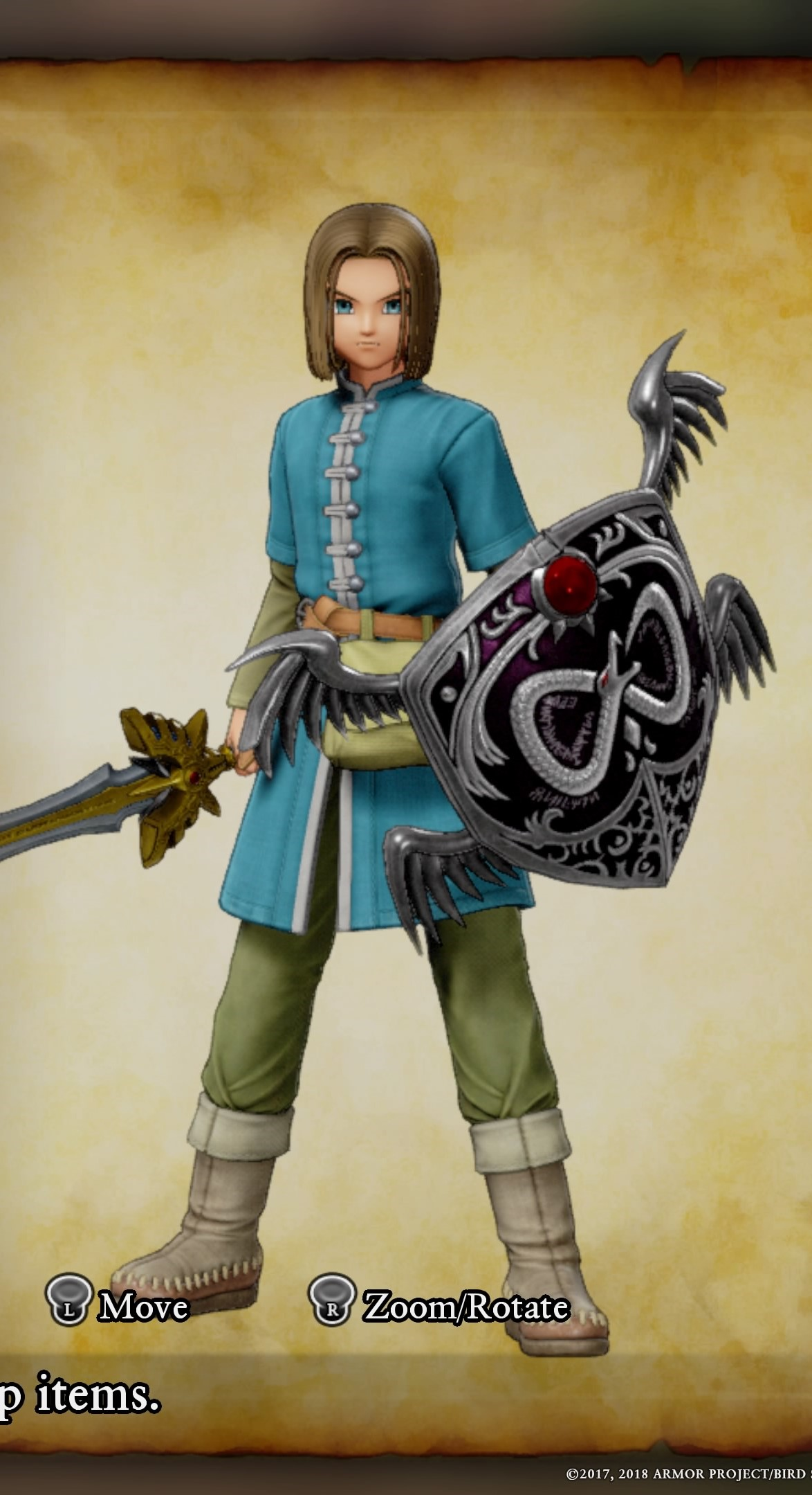 Dragon Quest Xi Guide Costumes Outfits Dedicated Follower Of Fashion Trophy Just Push Start Realm of darkness.net | dragon quest & dragon warrior fan site and shrine. dragon quest xi guide costumes