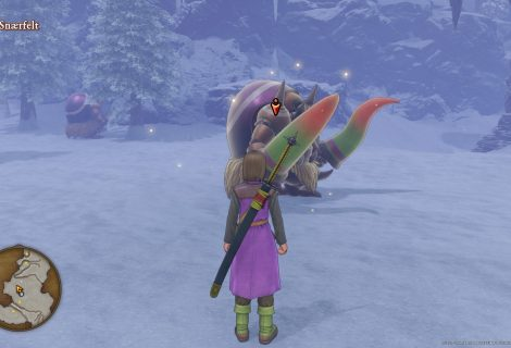 Dragon Quest XI Guide - Mount Olympian Trophy (List of Mountable Monsters)