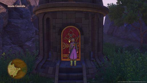 Dragon Quest XI - Insula Centralis