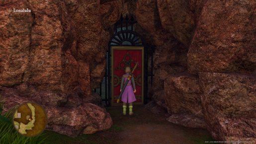 Dragon Quest XI Red Door - Lonalulu