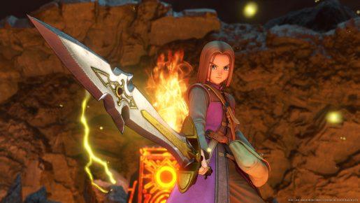 Dragon Quest XI Supreme Sword of Light