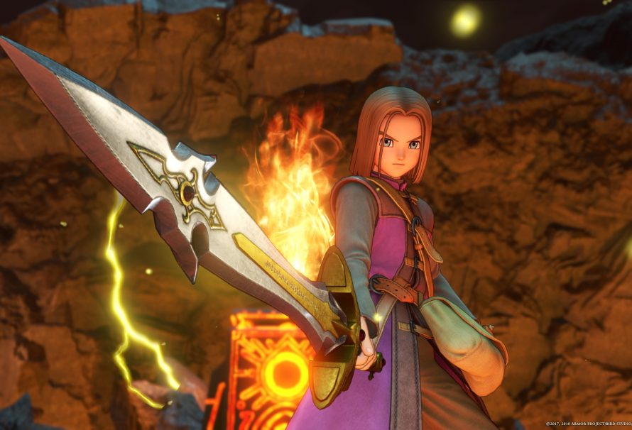 Dragon Quest XI Guide- How to craft the Supreme Sword of Light