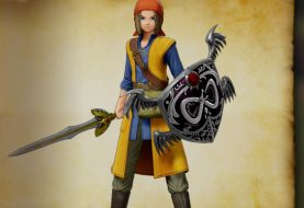Dragon Quest XI Guide - How to Upgrade the Trodain Tog and Trodain Bandana from DQVIII