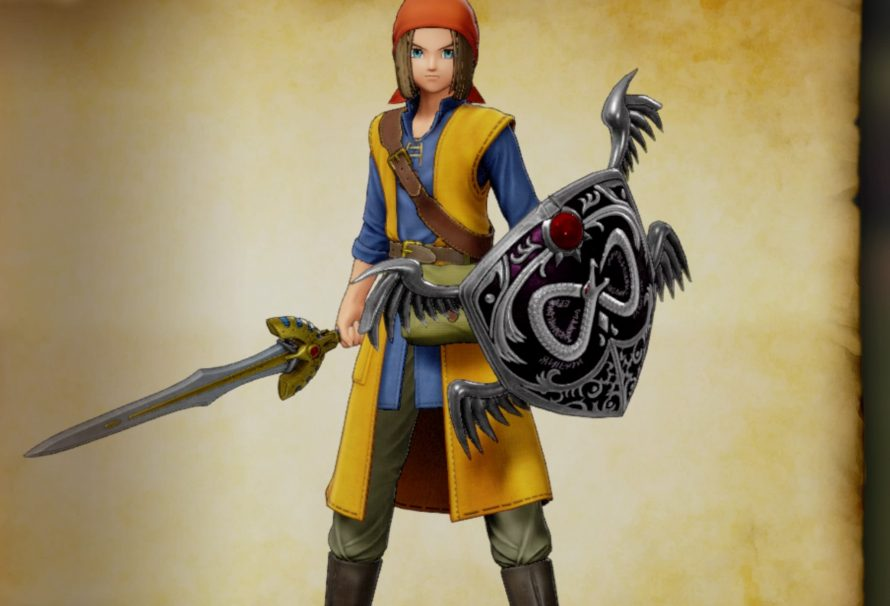Dragon Quest XI Guide – How to Upgrade the Trodain Tog and Trodain Bandana from DQVIII