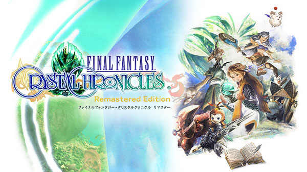 Final Fantasy Crystal Chronicles Remastered Edition announced for Switch and PS4